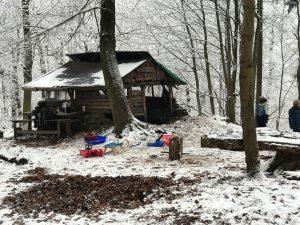 Waldkinder Hütte